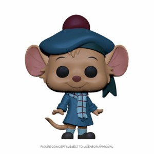 POP FIGURE RATON SUPERDETECTIVE: OLIVIA