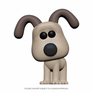 POP FIGURE WALLACE & GROMIT: GROMIT