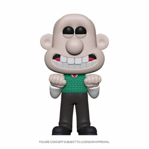 POP FIGURE WALLACE & GROMIT: WALLACE