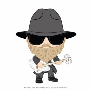 POP FIGURE ZZ TOP: DUSTY HILL