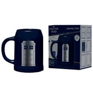 DR. WHO CERAMIC STEIN 0.6L