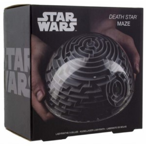 STAR WARS DEATH STAR MAZE GAME (SPANISH)