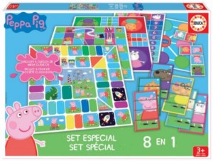 PEPPA PIG 8IN1 SUPERPACK GAMES