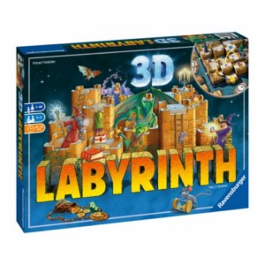 3D LABYRYINTH