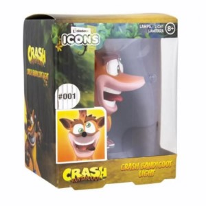 CRASH BANDICOOT MINI LAMP 10 CM