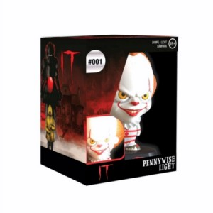 LAMPARA MINI IT PENNYWISE 10 CM