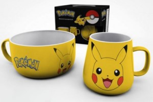 BREAKFAST PACK POKEMON PIKACHU