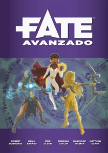 FATE: AVANZADO (SPANISH)