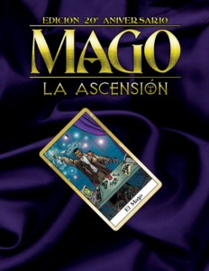 MAGO LA ASCENSION 20 ANIVERSARIO BASICO ROL (SPANISH)