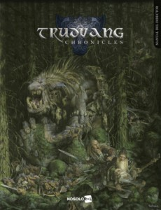 TRUDVANG CHRONICLES: MANUAL DEL DIRECTOR (SPANISH)