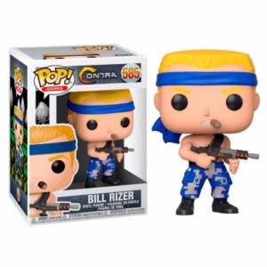 POP FIGURE CONTRA: BILL
