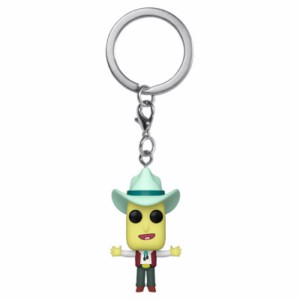 POP KEYCHAIN RICK & MORTY MR POOPYBUTTHOLE
