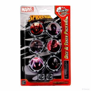 MARVEL HEROCLIX ABSOLUTE CARNAGE SET TOKENS