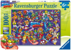 PUZZLE 100 SUPER ZINGS