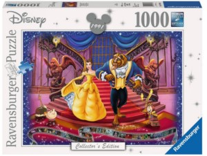 PUZZLE 1000 DISNEY BEAUTY AND THE BEAST