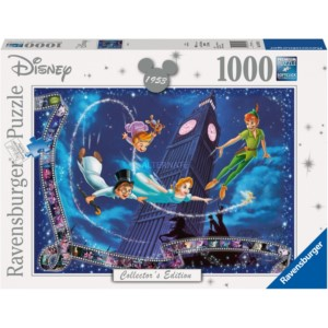 PUZZLE 1000 DISNEY PETER PAN