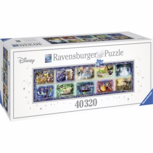 PUZZLE 40000 DISNEY (RECORD GUINNES AWARD)