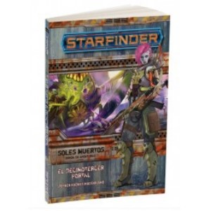 STARFINDER THE 13 PORTAL (SPANISH)