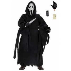 NECA SCREAM FIGURE GHOSTFACE 20 CM