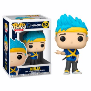 POP FIGURE ICON NINJA: NINJA