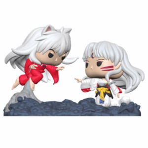 POP FIGURE INU YASHA: INU YASHA VS SESSHOMARU