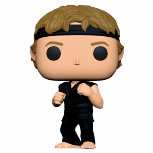 POP FIGURE KARATE KID COBRA KAI: JOHNNY LAWRENCE