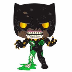 POP FIGURE MARVEL ZOMBIES: BLACK PANTHER
