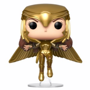POP FIGURE WONDER WOMAN 1984: GOLD FLYING