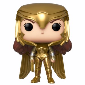 POP FIGURE WONDER WOMAN 1984: GOLD POWER POSE