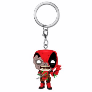 POP KEYCHAIN MARVEL ZOMBIES DEADPOOL