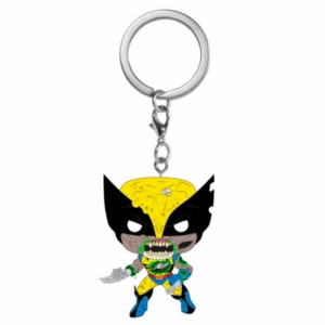 POP KEYCHAIN MARVEL ZOMBIES WOLVERINE