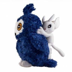 ORI WILL OF WISP PLUSH ORI & KLU 33 CM