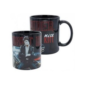 THE KNIGHT RIDER RETRO MUG