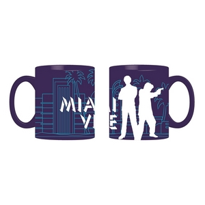 MIAMI VICE SHADOWS MUG