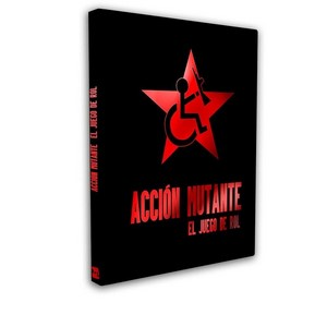 ACCION MUTANTE THE ROLE PLAYING GAME (SPANISH)