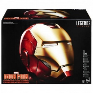 HASBRO MARVEL ELECTRONIC IRON MAN HELMET