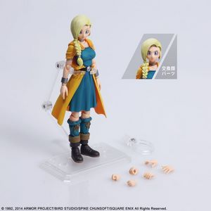 BRING ARTS DRAGON QUEST V BIANCA LIMITED FIGURE 23 CM