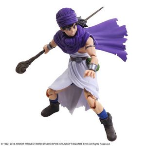 BRING ARTS DRAGON QUEST V HERO LIMITED FIGURE 23 CM