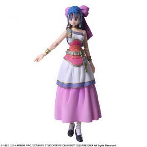 BRING ARTS DRAGON QUEST V NERA LIMITED FIGURE 23 CM