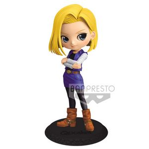 QPOSKET FIGURE DRAGON BALL ANDROID 18 14 CM