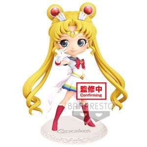 QPOSKET FIGURE SAILOR MOON SUPER SAILOR 14 CM
