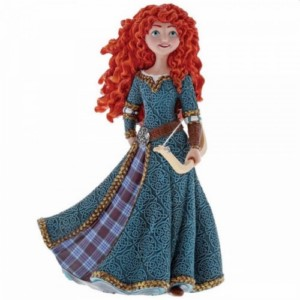 DISNEY STATUE FIGURINE MERIDA