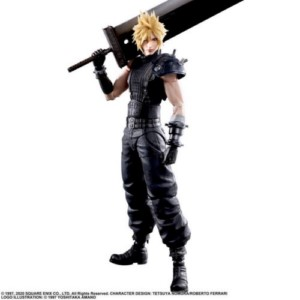 FINAL FANTASY VII REMAKE FIGURE CLOUD 25 CM