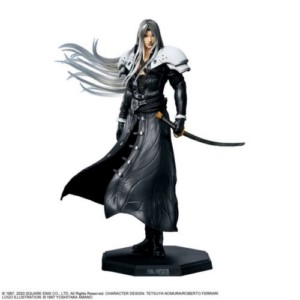 ESTATUA FINAL FANTASY VII REMAKE SEPHIROTH 25 cm