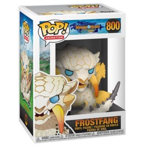 POP FIGURE MONSTER HUNTER: FROSTFANG