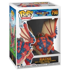 POP FIGURE MONSTER HUNTER: RATHA