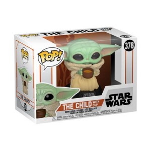 POP FIGURE STAR WARS MANDALORIAN: THE CHILD CUP