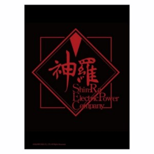 FINAL FANTASY TCG SHINRA SLEEVES LIMITED ED. (60)