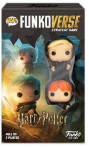FUNKOVERSE HARRY POTTER EXPANSION (SPANISH)
