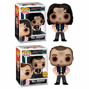 POP FIGURE ZOMBIELAND BILL MURRAY CASE 5+1 CHASE